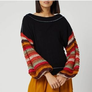 Free People Cha Cha Sweater NEW